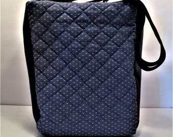Quilted Carry On