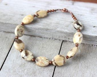 Mens Simple Bracelet