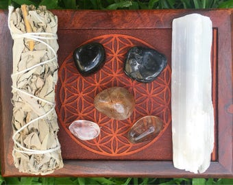 The Cleansing Crystal Kit