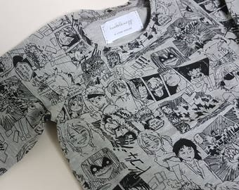 "Long sleeve Shirt ""comic"" Gr. 92"