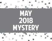 MAY 2018 MYSTERY // Planner Stickers and More!