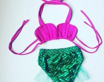 Little Mermaid Swimsuit