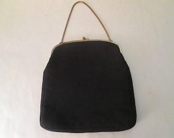 Vintage circa 1950's Ingber Made In USA purse/handbag.