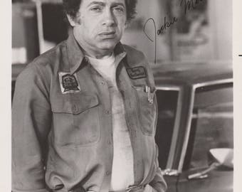 Jackie Mason Original Vintage Hand Signed 8X10 Autographed Photo