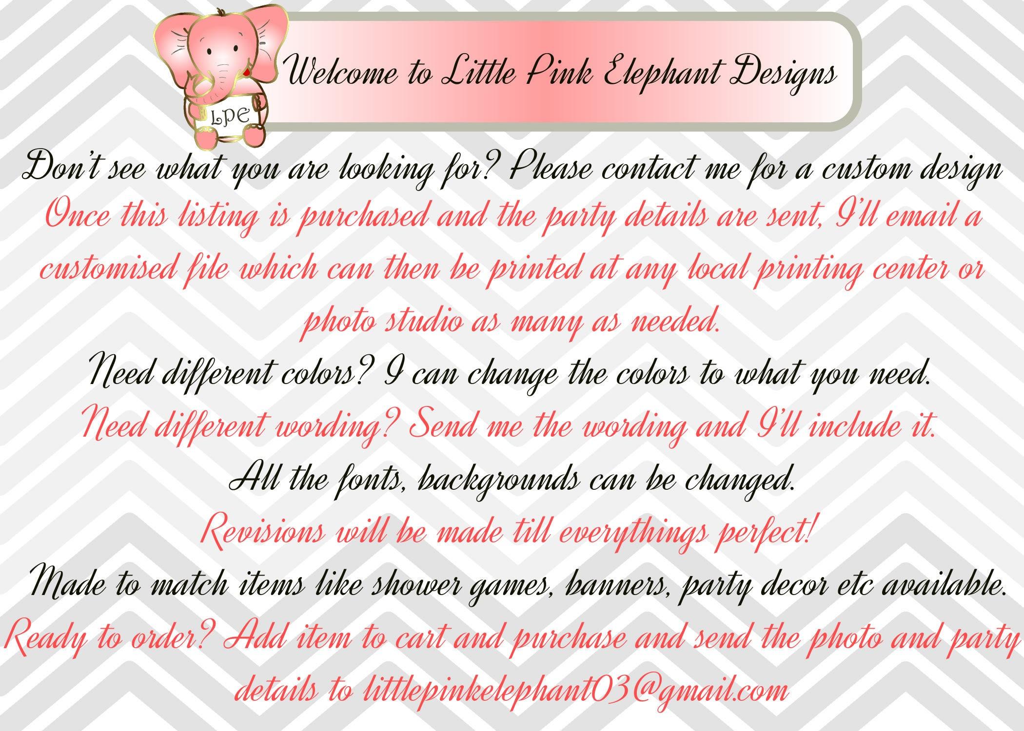 Ladybug invitation- ladybug invites- printable ladybug invitation ...