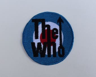 The Who Iron-on Patch