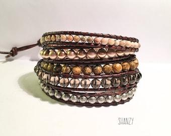 Wrap Bracelet Rina
