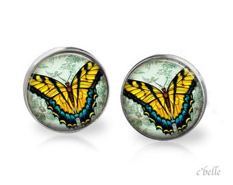 Earrings Butterfly 7