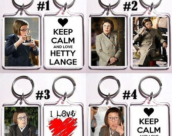 ON SALE NOW Linda Hunt Keychain Key Ring - Many Designs To Choose From