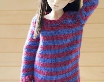 BJD clothes Sweater Minifee, MSD, BJD