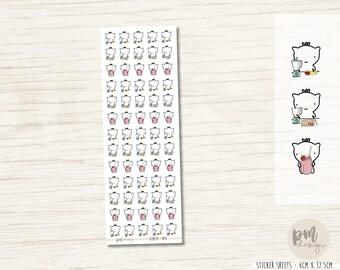 Smoothie - ECHE Stickers - Planner Stickers - ECHE29