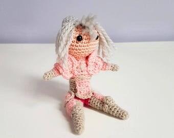 Effie Fire Emblem Fates Amigurumi doll
