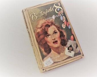 Retro Paperbacks, Pulp Fiction, Butterfield 8, John O'Hara, Avon Books, 1935