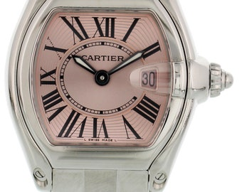 Ladies Cartier Roadster 2675