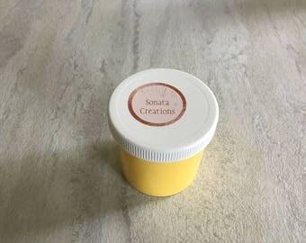 Citrus Splash Glossy Slime