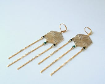 HINA earrings