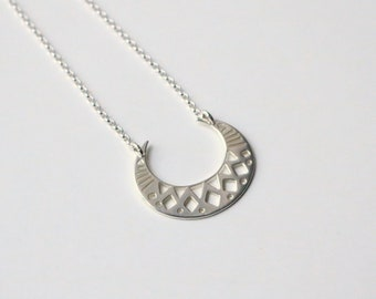 Necklace-CLEO [Silver]