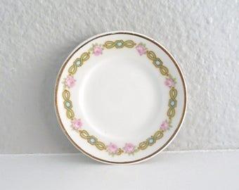 China Tea Bag Plate, Trinket Dish, or Spoon Rest