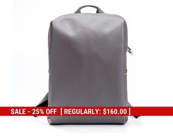 fabric Backpack, Waterproof Laptop bag 13, Satchel Backpack, Laptop bag women, Laptop backpack, Rucksack - TOBP