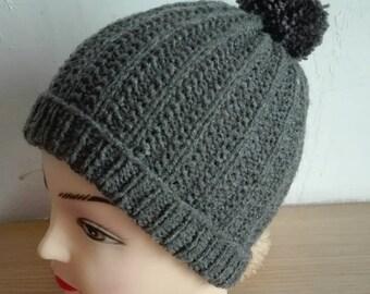 Hat adult or teen tassel