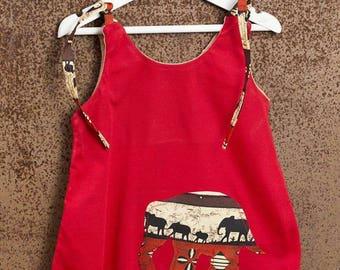 Dress/girl Blouse