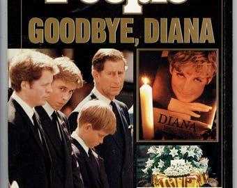 people magazine goodbye,diana,september 22,1997