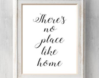 There's no place like home Print.  The Wizard of Oz Print.  Dorothy.  Judy Garland.  All Prints BUY 2 GET 1 FREE!