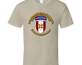 Army - 28th Cbt Sup Hospital - Service Mobility T Shirt