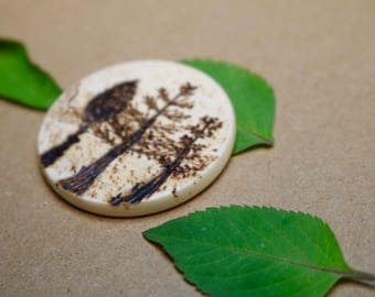 Wood Diffuser Necklace for Essential Oils