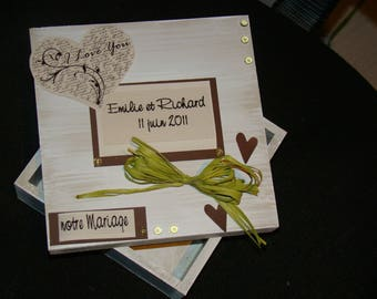 Cd box set 'i love you'