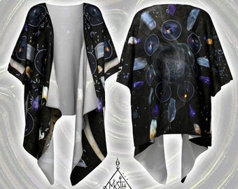 The Altar Draped Kimono [S/M or L/XL] [Made-to-Order]