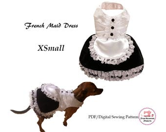Dog Clothes Pattern Etsy