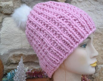 bonnetrose chenille yarn
