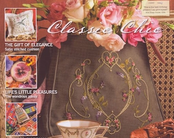 Inspirations No. 63 2009 - PDF ebook - Embroidery ebook - Instant Download Digital Book/Magazine - PDF file