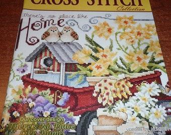 Stoney Creek Cross Stitch Collection Magazine Winter 2014