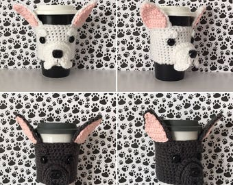 French Bulldog Mug (Cozy) - French Bulldog Stuff - Bulldog Coffee Mug (Cozy) - Funny French Bulldog - Crazy Dog Lady - Dog Mom Mug (Cozy)