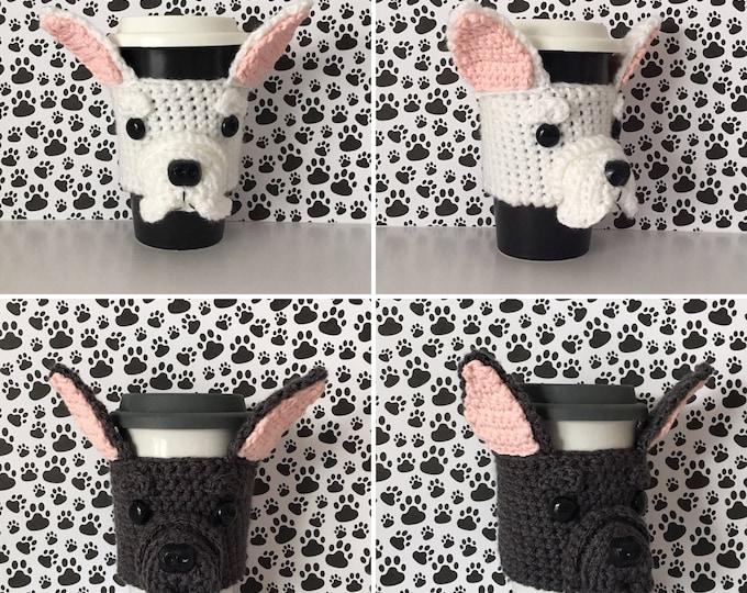 Featured listing image: French Bulldog Mug (Cozy) - French Bulldog Stuff - Bulldog Coffee Mug (Cozy) - Funny French Bulldog - Crazy Dog Lady - Dog Mom Mug (Cozy)