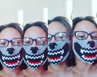 Wolf Kandi Mask