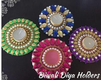 Floating Diya 1 piece, Diwali Diya, Diwali Return Gifts, Diwali Decor, Diwali Tealight Candle Holder