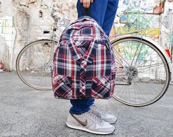camera backpack knapsack mens satchel rucksack backpack colorful backpack everyday backpack unisex backpack upcycled backpack vintagе style