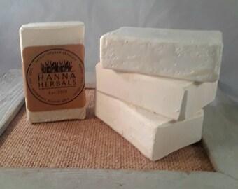 Olive Oil Soap - Castille Soap - unscented soap - Pure Olive Oil Soap - Sentsetive skin soap - vegan soap