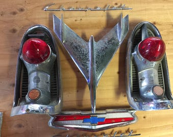 Tri-Five 36 Chev original parts