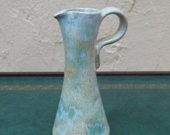 Studio Pottery Jug. Ian Rylatt Pottery.