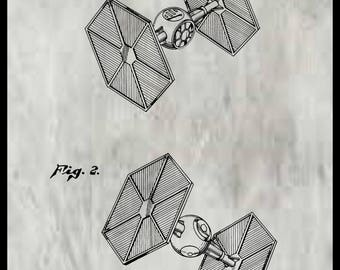 Tie-Fighter Patent #254081 Dated January 29, 1980.