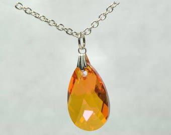 Swarovski Crystal, Swarovski Necklace, Swarovski Earrings, Swarovski Jewelry, Swarovski Astral Pink, Astral Pink Crystal, Swarovski 6106