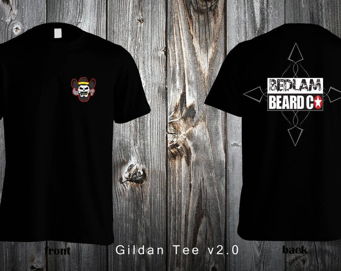 Bedlam Beard Co Tee