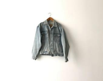 Light Washed GAP Denim Jacket - S