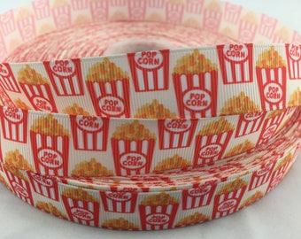 "Popcorn Grosgrain Ribbons, popcorn ribbons. Available in 5/8"" or 7/8"""