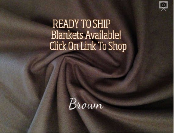 Solid Color, Weighted Blanket, Brown, Up to Twin Size 3 to 15 Pounds.  SPD, Autism, Weighted Blanket.