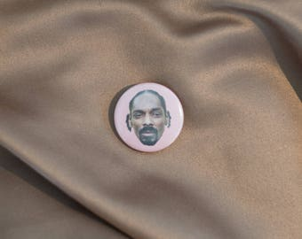 "Snoop Dogg 1"" Button"